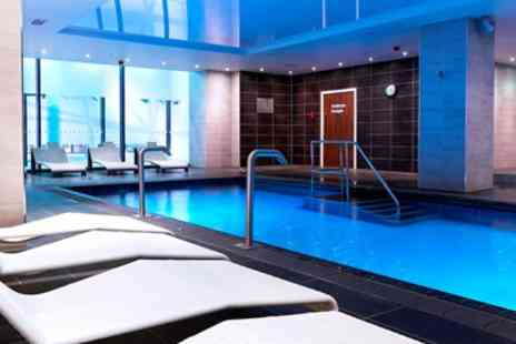 The Club and Spa - Treatment, Spa Use, Lunch & Prosecco - Save 0%
