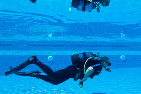 Scuba School - Comprehensive Two Hour Scuba Diving Course for Beginners - Save 60%