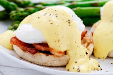 The Ned Ludd - Full English Brunch with Prosecco for Two  - Save 52%