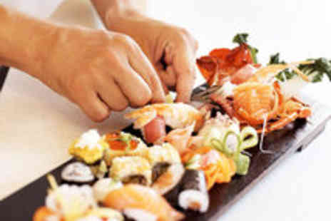 The Sherwood Cookery Workshop - Three Hour Sushi Making Class for One - Save 62%