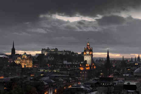 Thistle Knights Tours - Supernatural Edinburgh ghost tour for Two  - Save 70%