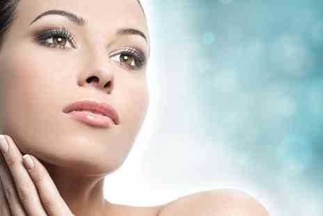 New Laser Tec - Three sessions of 30 minute non surgical facelift session - Save 84%