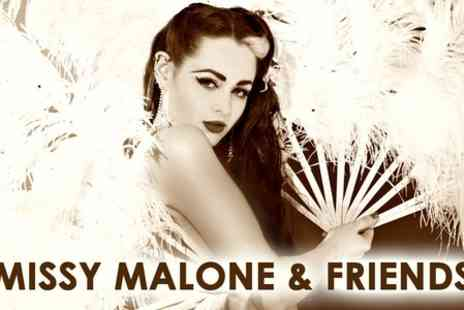 Worthing Theatres - Ticket  to Missy Malone and Friends Burlesque Revue - Save 43%