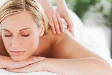 Ultrasonic Angel - 30 Minute Massage of Choice or 60 Minute Reflexology Session - Save 50%