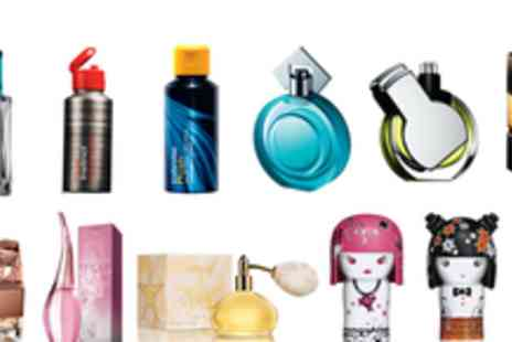 Oriflame - Selection of 6 womens or mens fragrances - Save 67%