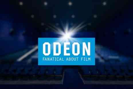 ODEON Cinemas - Two ODEON Cinema Tickets - Save 49%