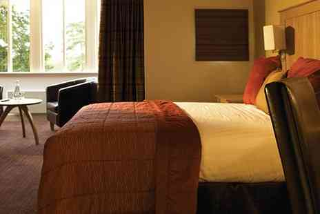 Walton Hotel - A Warwickshire country stay with breakfast, a three course dinner with wine and late check out - Save 34%