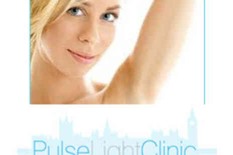 Pulse-Light-Clinic - Permanent Hair Removal 4 Sessions Each on 3 Areas £99 (RRP £470) - Save 79%