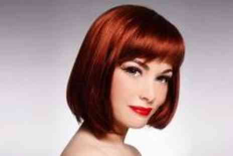Couture Hair - Full head of colour with a cut , blow dry and conditioning treatment - Save 76%