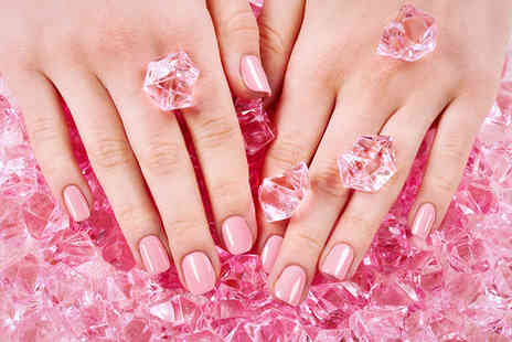 House of Beauty - Shellac manicure or pedicure  - Save 55%