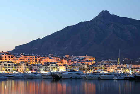 Major Travel - Three night self catered Marbella break including flights - Save 30%