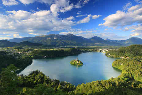 Major Travel - Three night Lake Bled break including return flights and breakfast - Save 22%