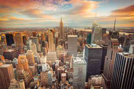 iFly Holidays - Three night New York break including flight  - Save 22%