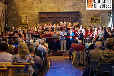 Concern Universal - Two Adult Tickets to The Bristol Big Sing on November 29 - Save 55%