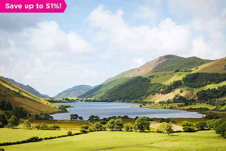Afon Rhaiadr Country House - Hitting the Heights in Snowdonia - Save 51%