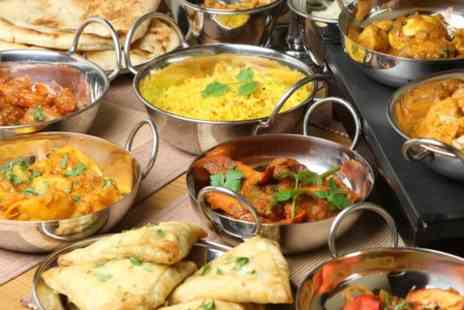 Masalaz - Indian Meal With Sides and Beer For Two - Save 56%