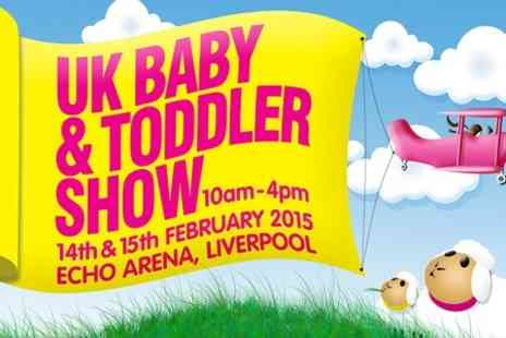 UK Baby & Toddler Events - Entry For Two at  UK Baby and Toddler Show - Save 58%