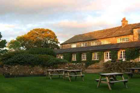 The Fat Lamb Hotel - One Night Stay For Two With Breakfast - Save 47%