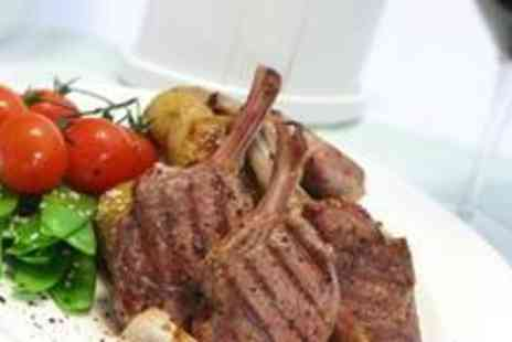 K&S Reign - Three course meal or a two course meal with a large glass of wine - Save 64%
