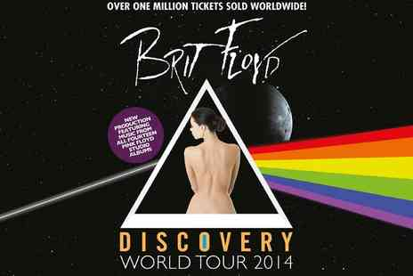 Cole Music Productions - Tickets to Brit Floyd at The Worlds Greatest Pink Floyd Show - Save 9%