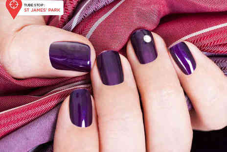 Fairfax London - One Shellac Manicures - Save 49%