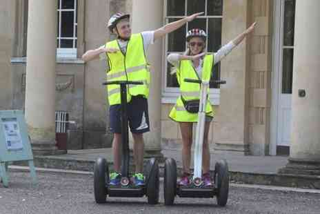 Berkshire 4x4 - Segway Experience  - Save 47%