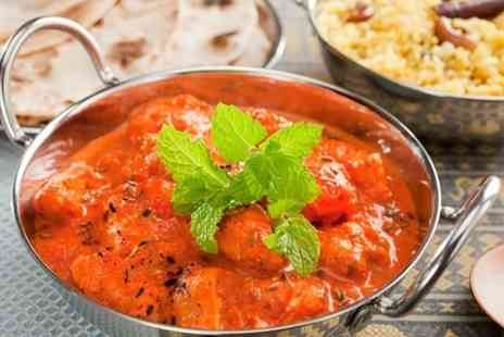 Punjabi Haveli - Indian Meal With Sides For Two  - Save 63%