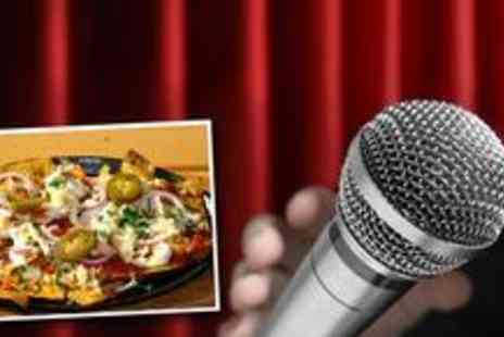 Big Night Out Comedy Club - VIP comedy tickets for two, including premium seats, drinks - Save 71%