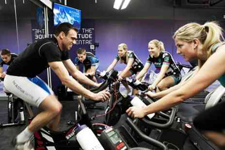 The Altitude Centre -  Three Running or Cycling Sessions  - Save 67%