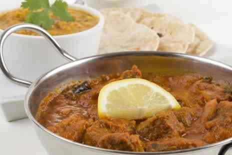 Mumbai Mansion - Two Course Lunch With Rice or Naan For Two - Save 33%