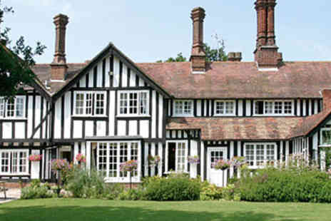 UK Mini Breaks - Two Nights stay with  B&B for Two - Save 41%