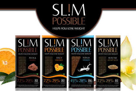 I Love Slim Possible - Weight management aid chocolate bars  - Save 0%