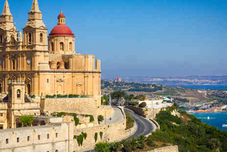Major Cruise - Five Nights stay in Malta with Flights - Save 47%