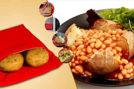 My Avarice - Tuck into the Baked Potato Cooking Bag - Save 68%