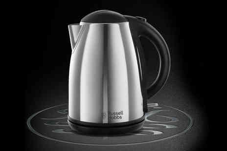 Electric Mania - Russell Hobbs Richmond Kettle - Save 48%