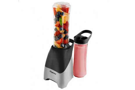 Ice Corporation - Elgento Personal Blender and Spare Jar - Save 48%