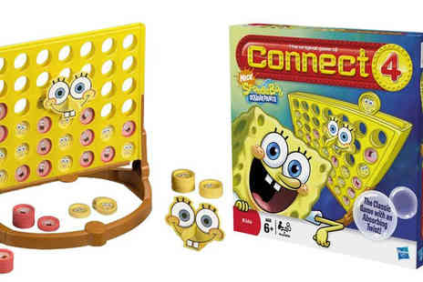 Click For Games - SpongeBob Squarepants Connect 4 - Save 25%