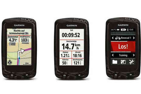 Thames IT - Garmin Edge 810 Performance and Navigation Bundle - Save 0%