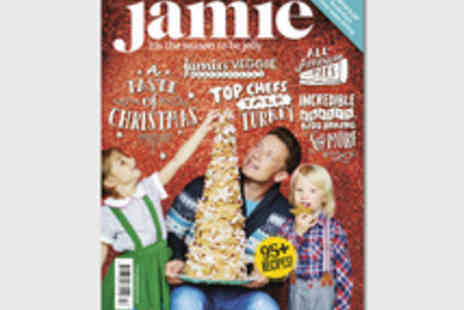 Jamie Magazine - Create Magic in the Kitchen with this One Year Subscription - Save 37%