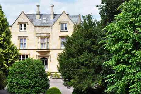 Cotswold Grange Hotel - Overnight Cotswolds Stay including Dinner & Wine - Save 36%