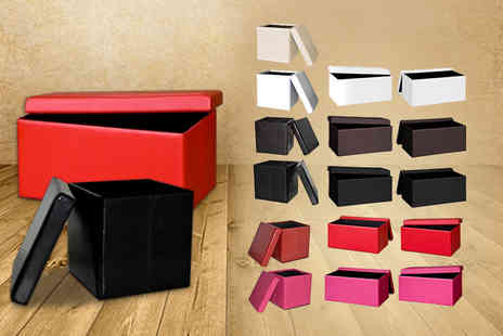 DIRECT FURNITURE SUPPLIERS - Small storage cube - Save 76%