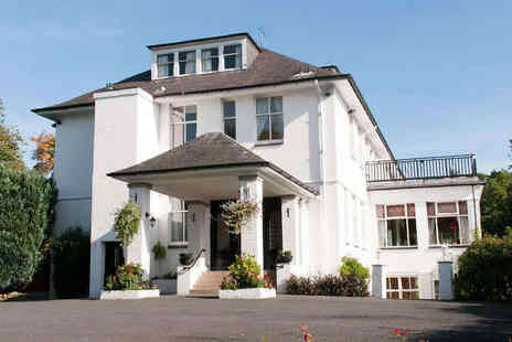Enterkine House Hotel - One Night Stay in Main or Kirk House for Two with Breakfast - Save 49%
