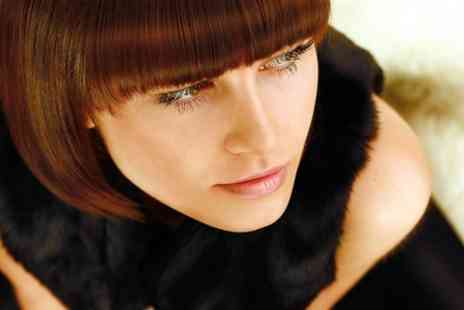 Rebelle Hair Design - Cut and Blow Dry  With Half Head Highlights or Full Head Colour  - Save 40%