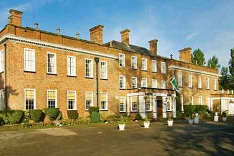 Blackwell Grange Hotel - One Night stay For Two With Breakfast and one Dinner  - Save 46%