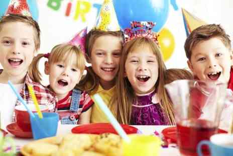 Rosliston Forestry Centre - Childrens Outdoor Birthday Party With Ice Cream - Save 50%