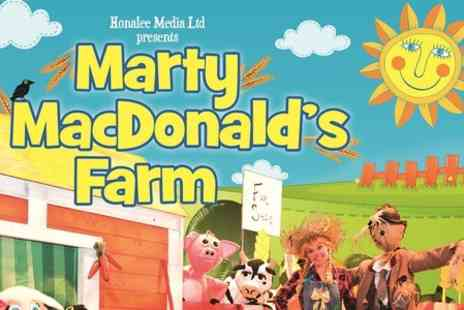 Leicester Square Theatre - Ticket to Marty MacDonalds Farm - Save 30%