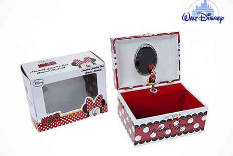christmas factory shop - Minnie Mouse Music Box - Save 52%