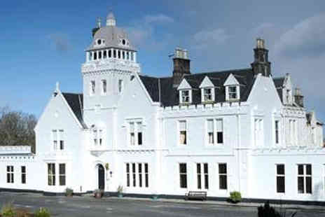 UK Mini Breaks - Two Night Scottish Golf Break for two - Save 49%