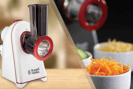 Ultimate Products - Russell Hobbs Slice & Go Food Shredder - Save 67%