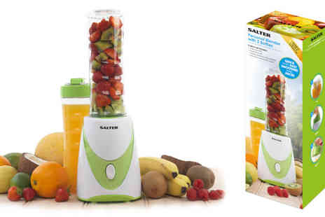Ultimate Products - Salter Personal Blender with 2 Bottles - Save 55%